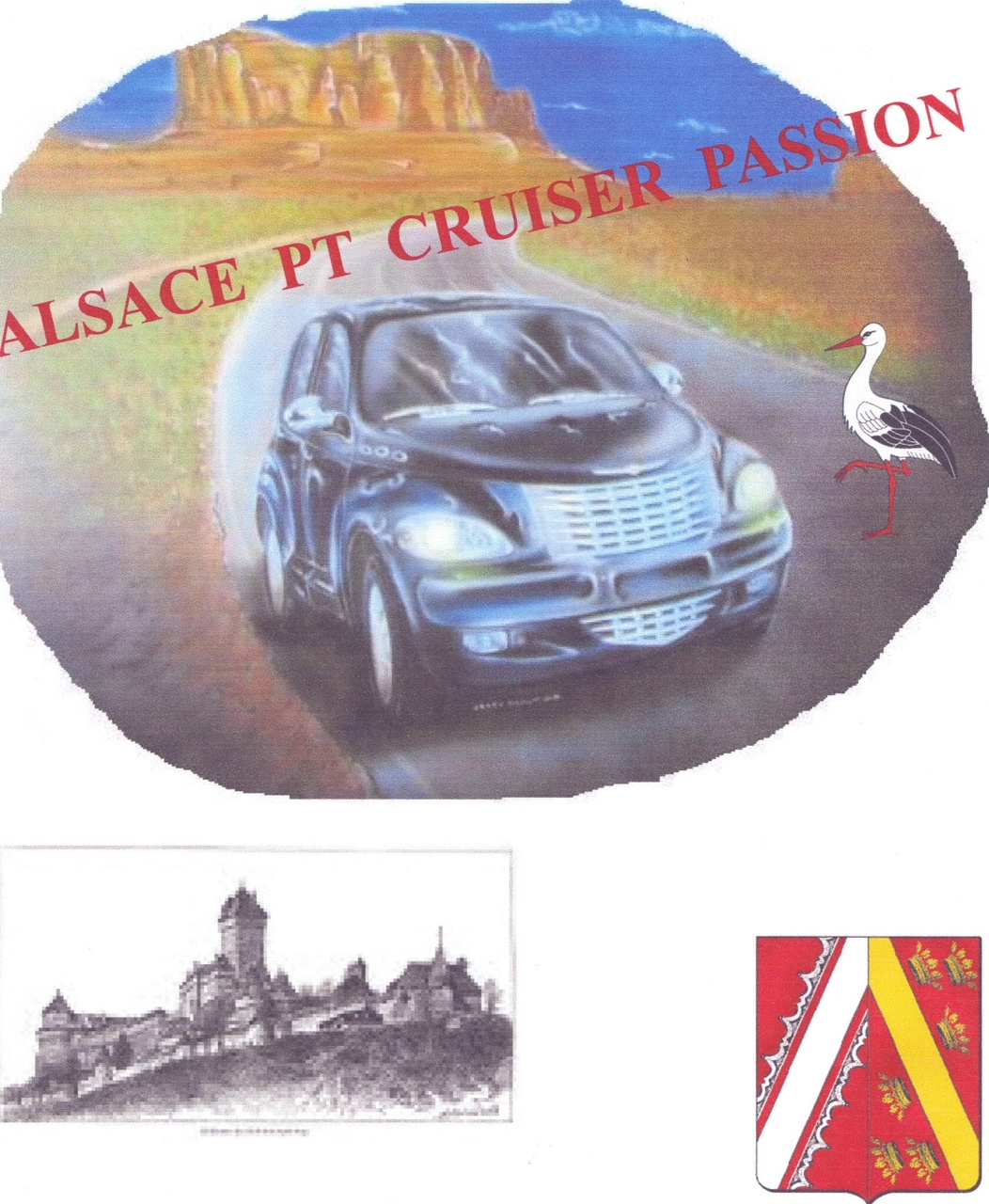 Alsace PT Cruiser Passion